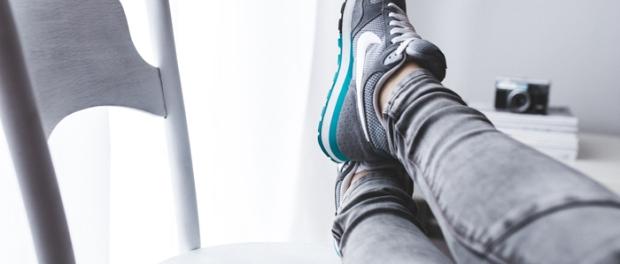 Feet Up.