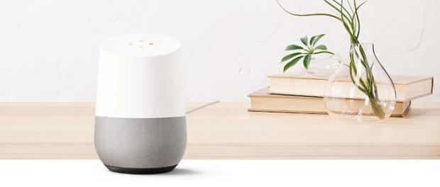 Google Home Intro.