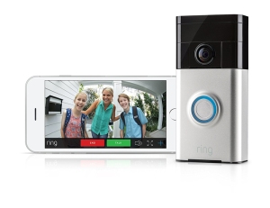 Ring Video Doorbell.