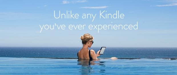 Kindle Oasis E-Reader.